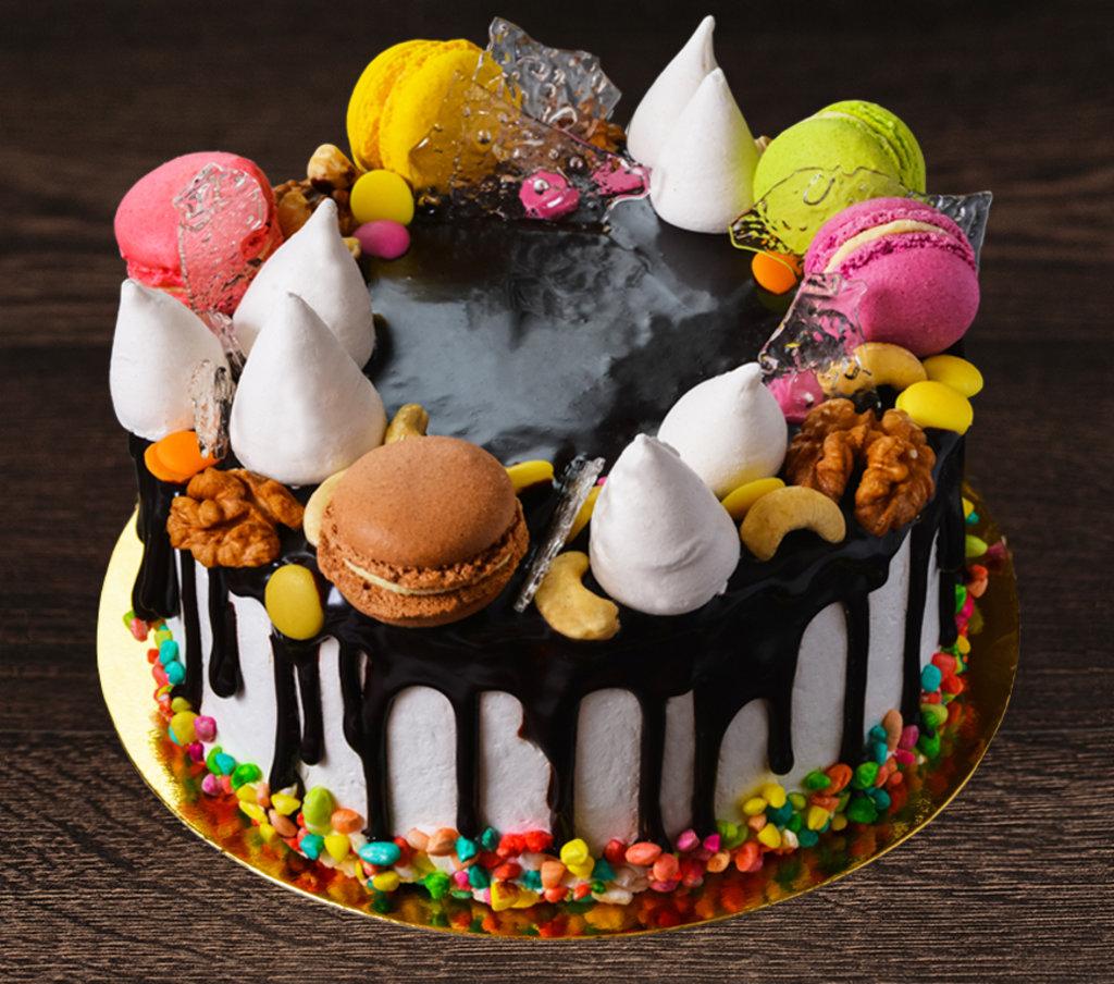 Торты: Крейзи кейк в Провиант