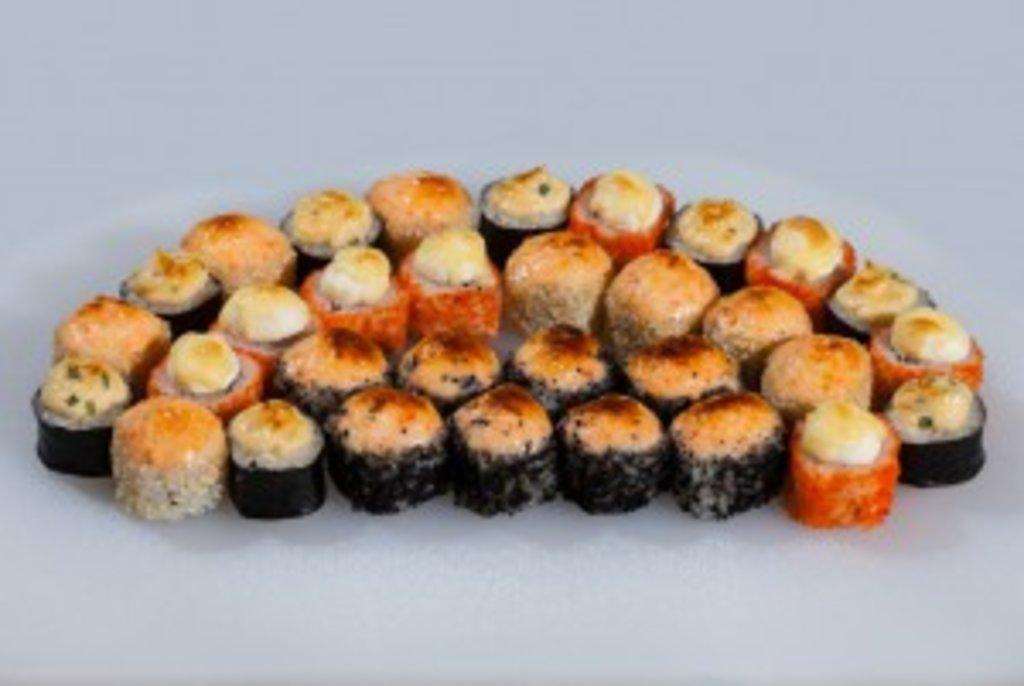 Сеты: Запеченный в Sushin