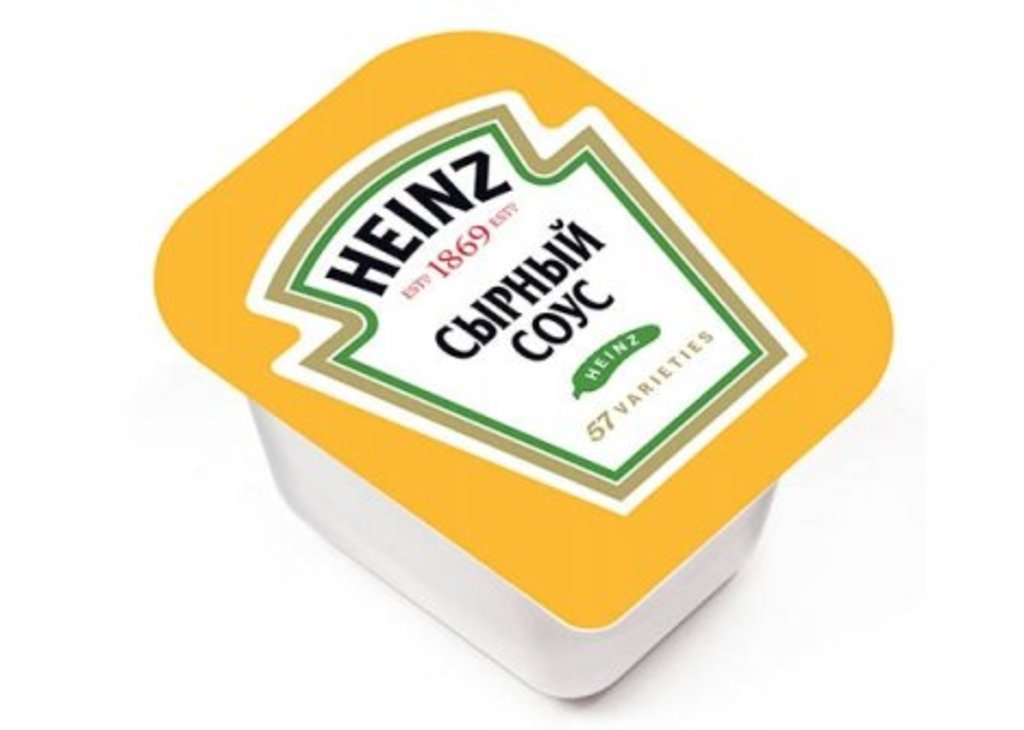 Закуски: Сырный соус в Sushin