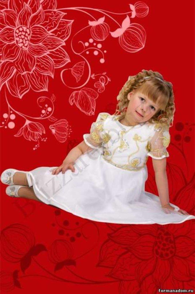 Платья и сарафаны для девочек: Платье Золушка в Чиполлино,  магазин детской одежды