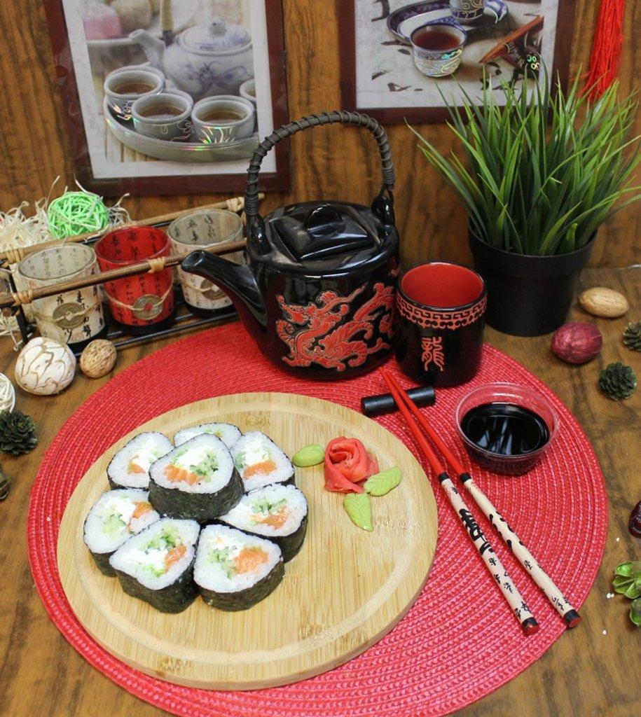 Роллы: № 15. ГЕЙША в Свит суши