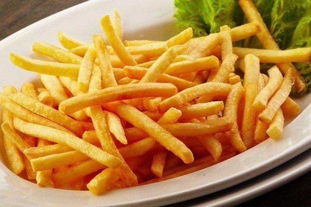 Горячее: Картофель фри в Свит суши
