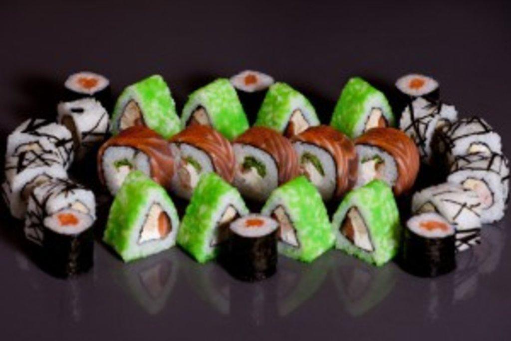 Сеты: Суши тайм в Sushin