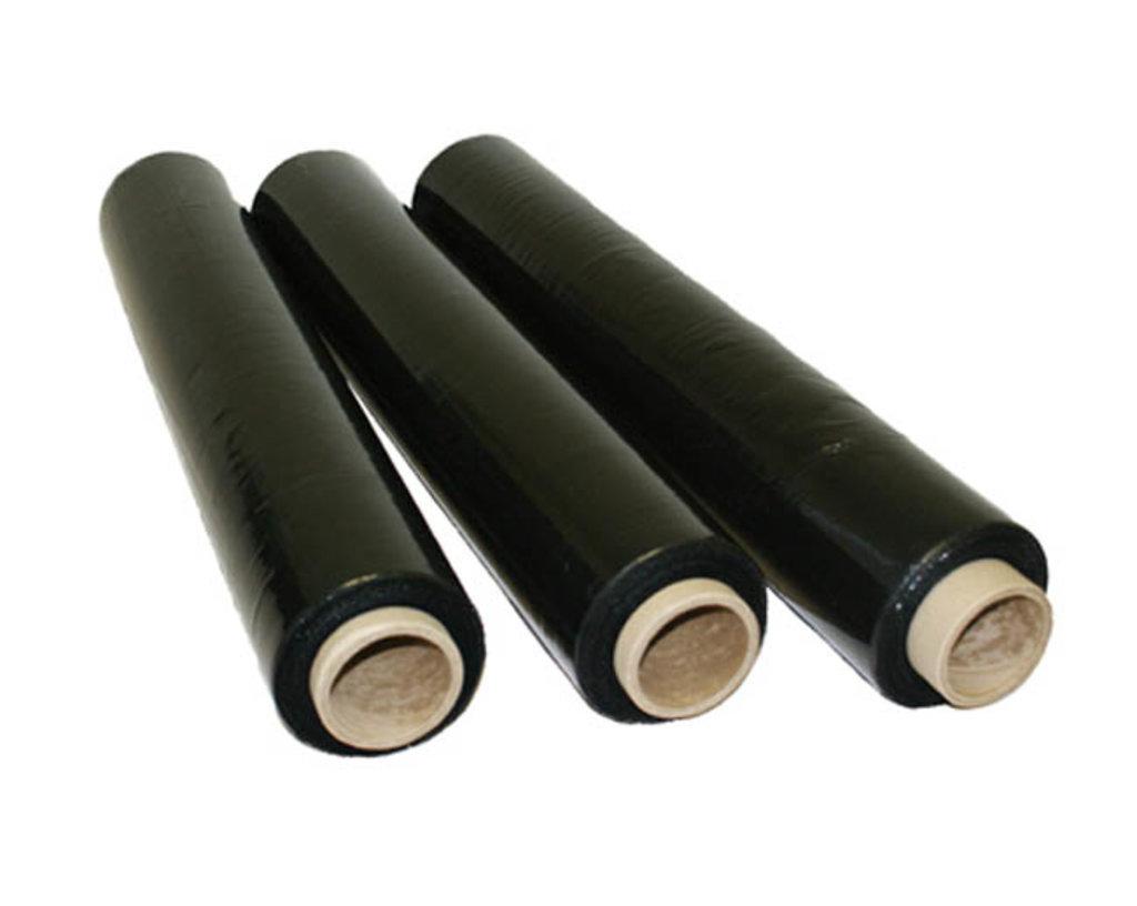 ПЛЕНКИ: ЛГ/0,7/0,25/10 Лента гидроизоляционная ПЭ (чёрная)195 в Сетка