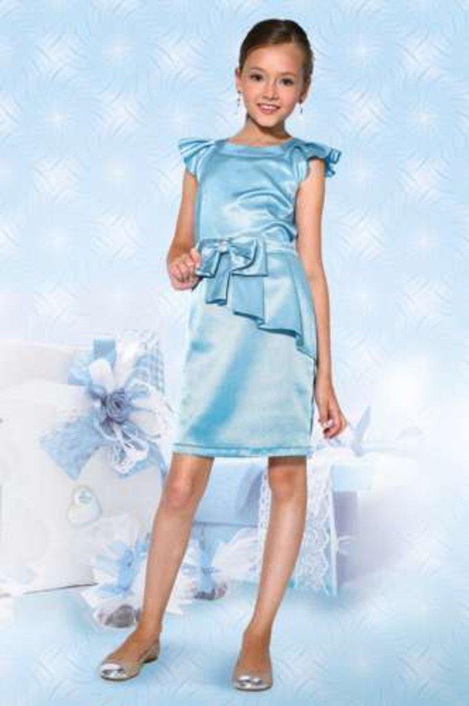 Платья и сарафаны для девочек: Платье Dools-Girls 421 в Чиполлино,  магазин детской одежды
