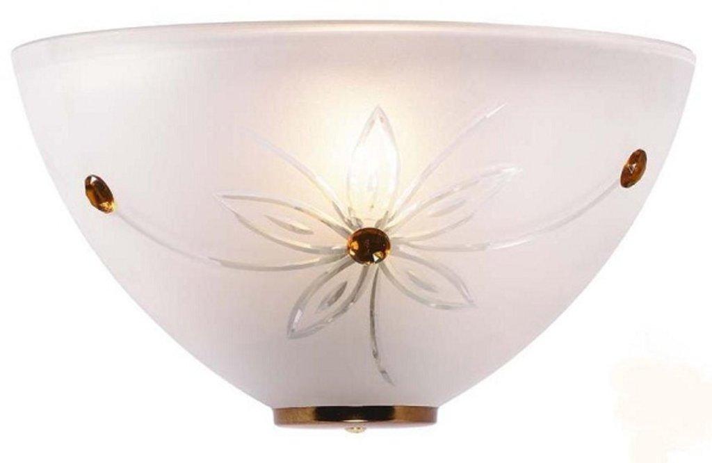 Светильники настенно-потолочные, бра: 049/Т FR09 059 W FLORET в Электрика