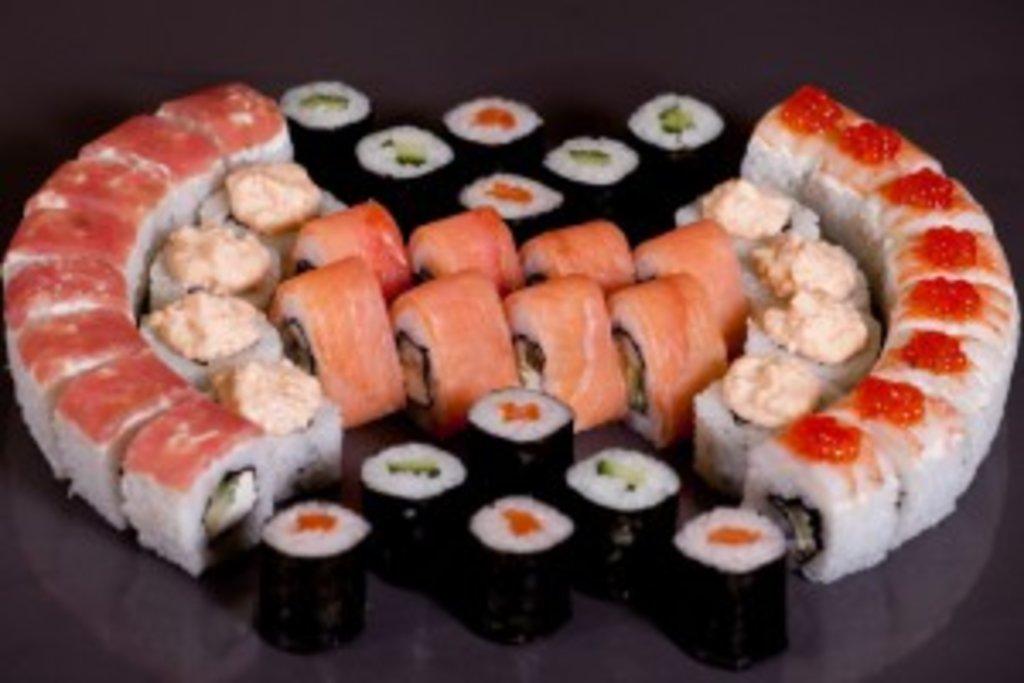 Сеты: Holiday в Sushin
