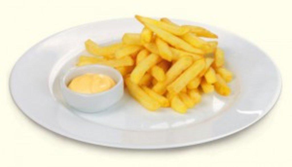 Закуски: Картофель Фри в Sushin