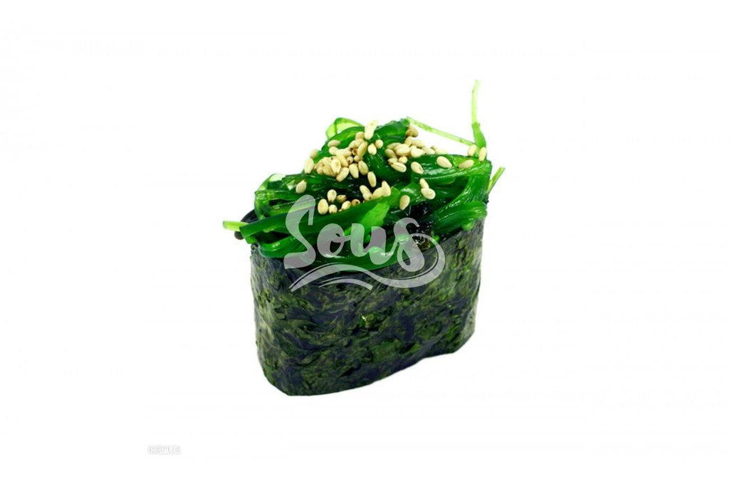 Суши Гунканы Спайси: Чукка гункан в Sous (Соус)