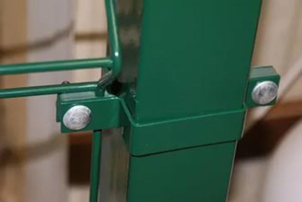 """Ограждение Барьер"""": Комплект крепления ПП №2 М8-80 в Сетка"""