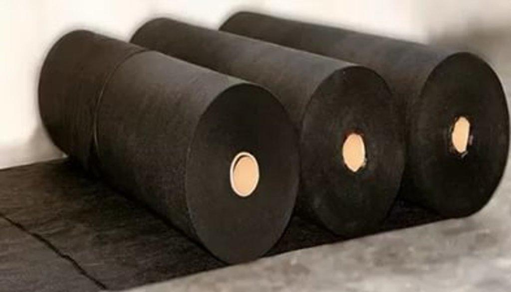 ПЛЕНКИ: СЛ- 60 Спанбонд черный 1,6*10 м ( пакет) в Сетка