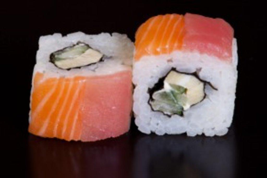 Роллы: Аригато в Sushin