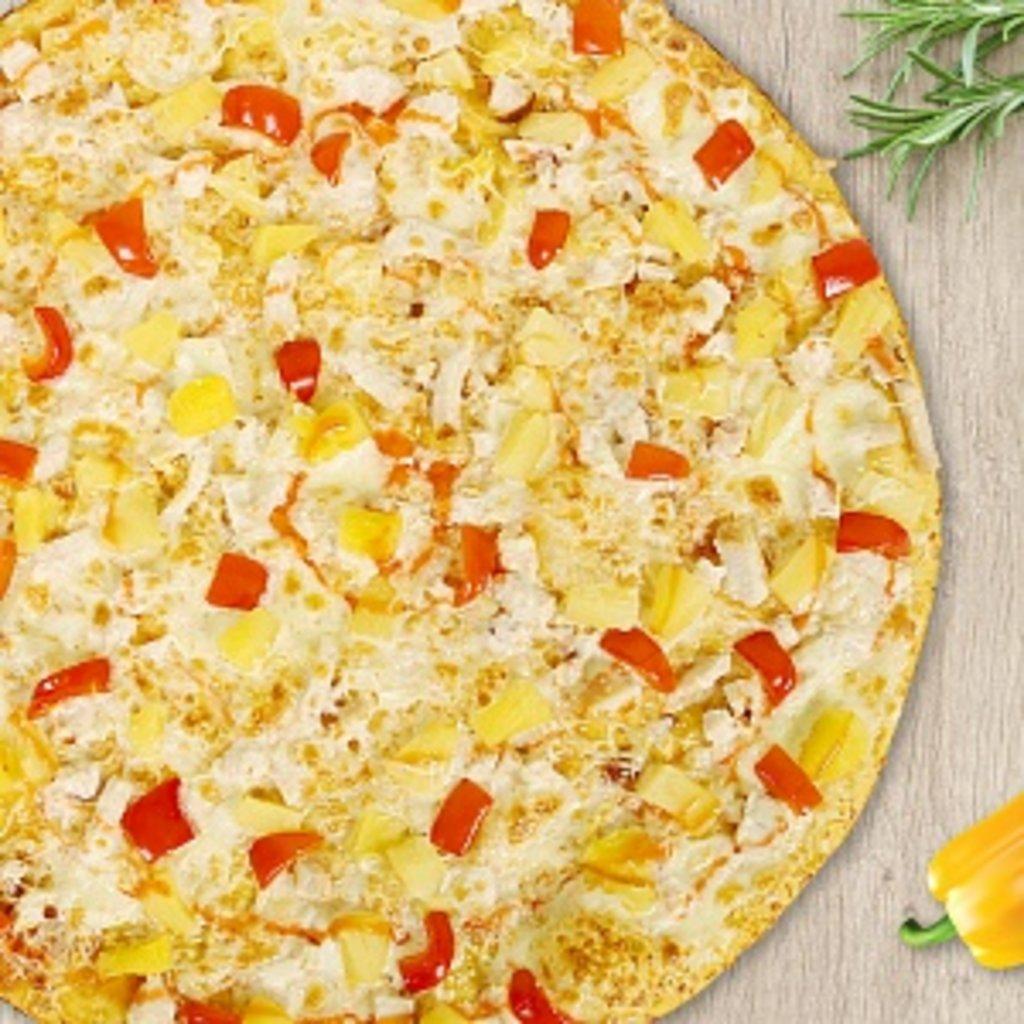 Пицца: Тайская в КусОk
