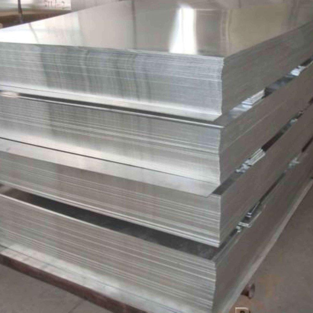 Металлопрокат, общее: лист алюминиевый в ассортименте в ОренЦветМет