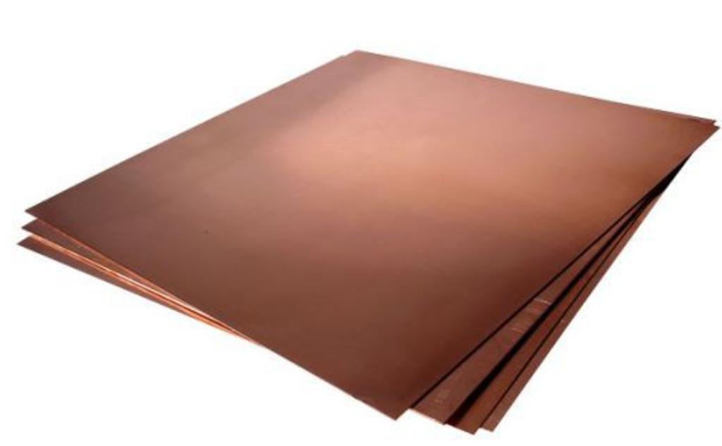 Металлопрокат, общее: лист медный в ассортименте в ОренЦветМет