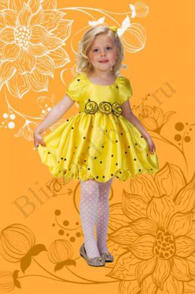 Платья и сарафаны для девочек: Платье Барбара в Чиполлино,  магазин детской одежды