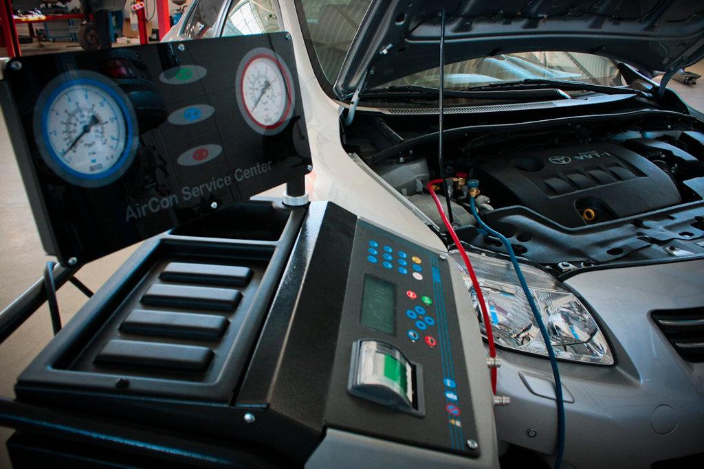 Ремонт и техническое обслуживание автомобилей: Плановое ТО в AvtoWell