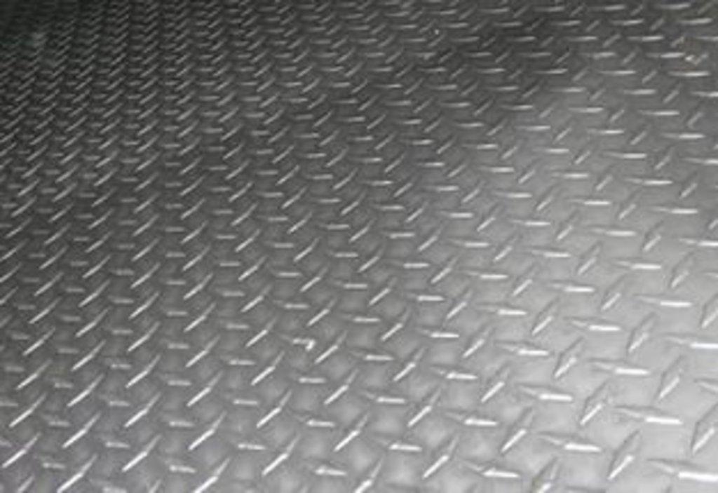 АЛЮМИНИЕВЫЙ ПРОКАТ: Лист алюминиевый рифленый «Квинтет» в МегаСнаб