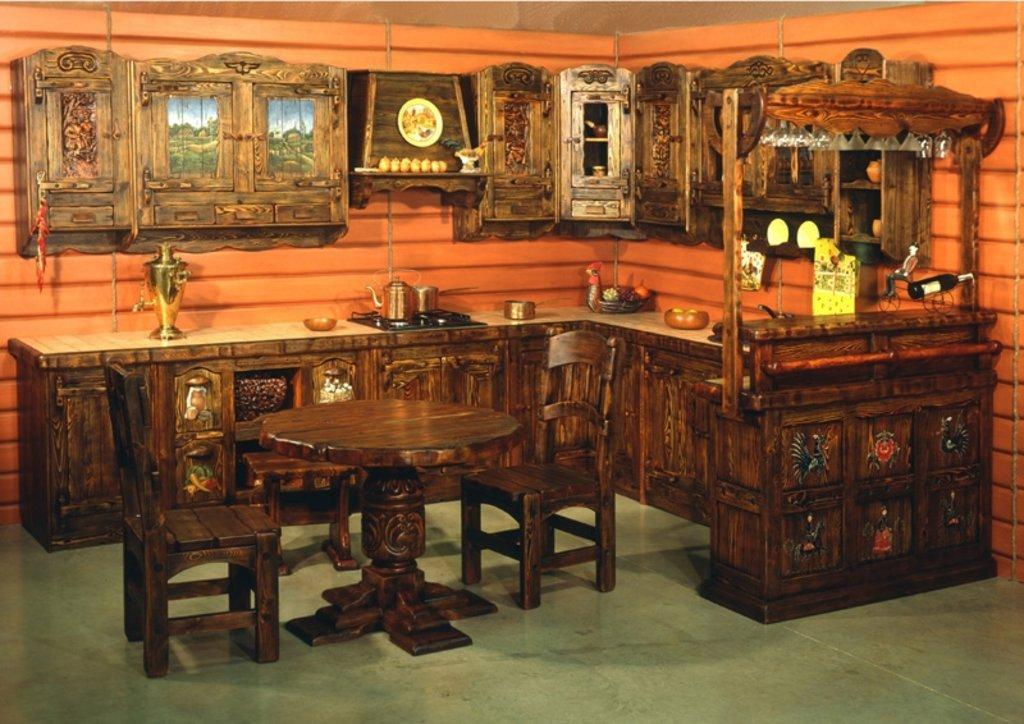 Деревянная мебель: МЕБЕЛЬ ДИЗАЙН ПОД СТАРИНУ АССОРТ. ИЗГОТОВЛЕНИЕ НА ЗАКАЗ в Пиломатериал 56
