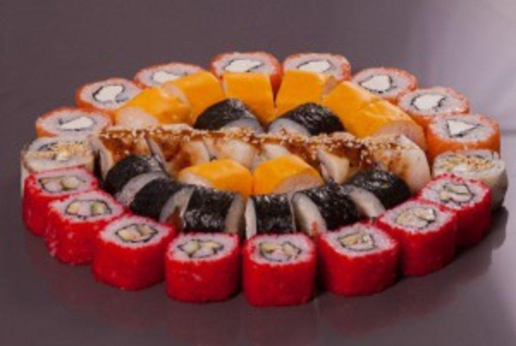 Сеты: Фудзи в Sushin