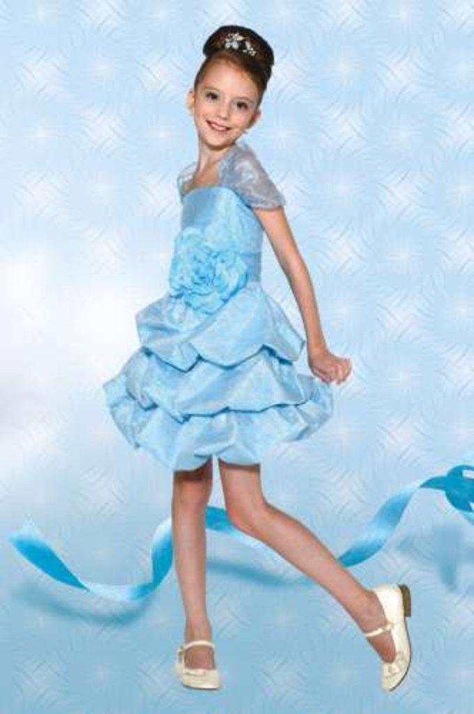 Платья и сарафаны для девочек: Платье Dools-Girls 414 в Чиполлино,  магазин детской одежды
