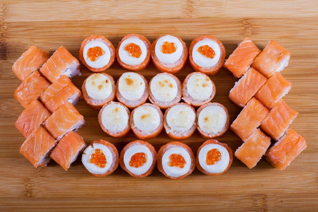 Сеты: Сет Lux в Sushin
