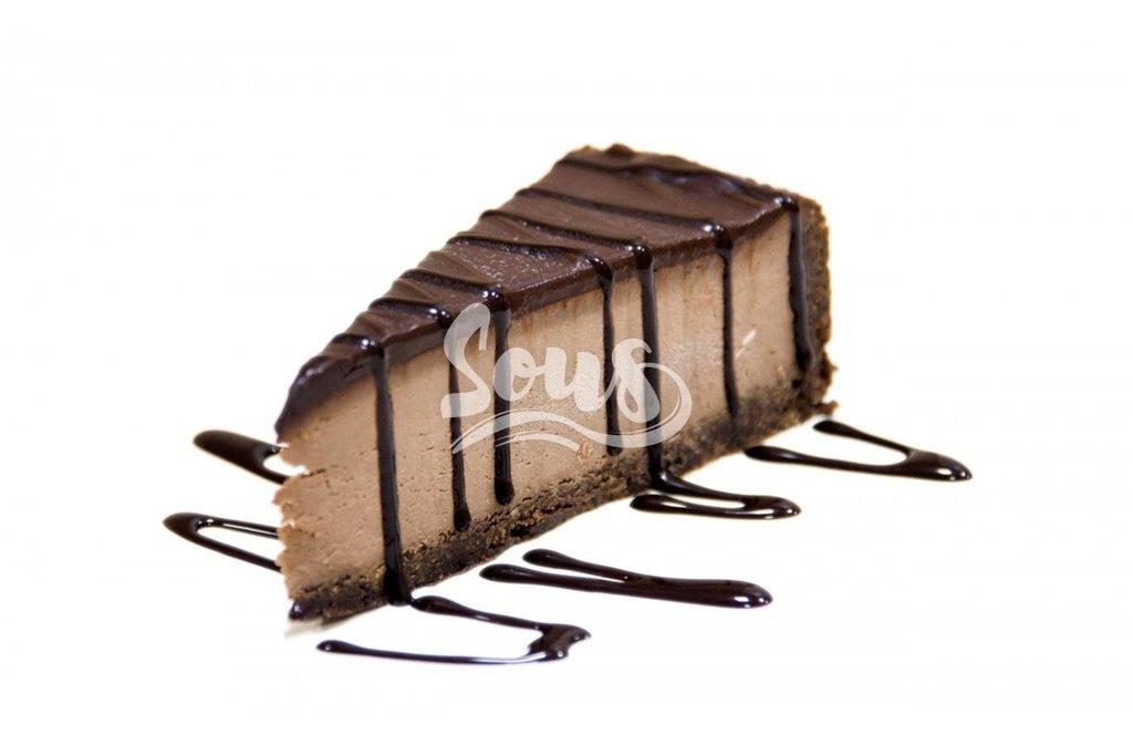 Десерты: Чизкейк шоколадный в Sous (Соус)