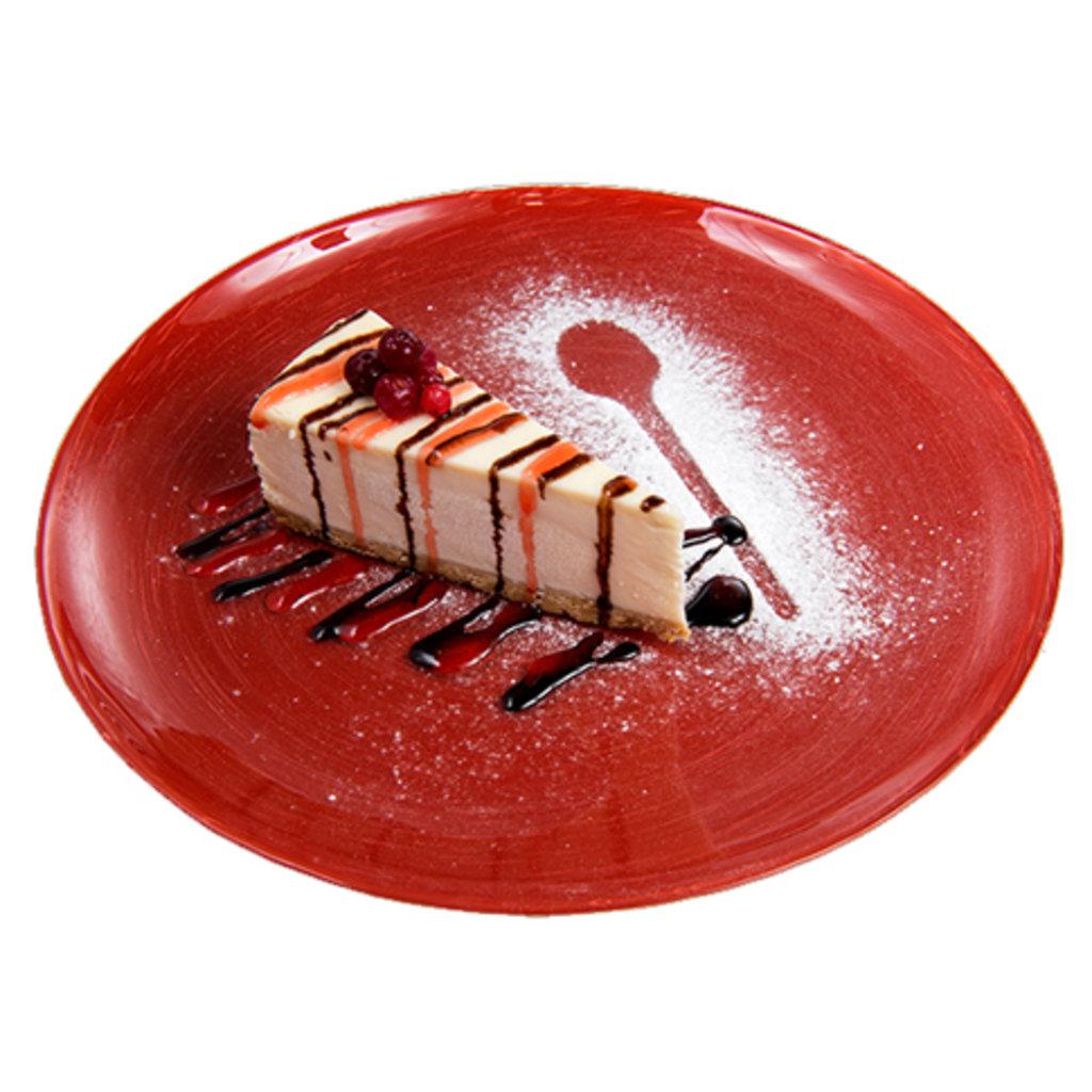 Десерты: Чизкейк ванильный в Японский домик