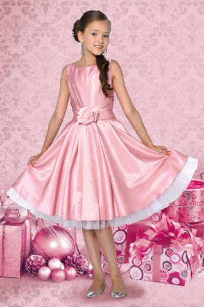 Платья и сарафаны для девочек: Платье Dools-Girls 420 в Чиполлино,  магазин детской одежды
