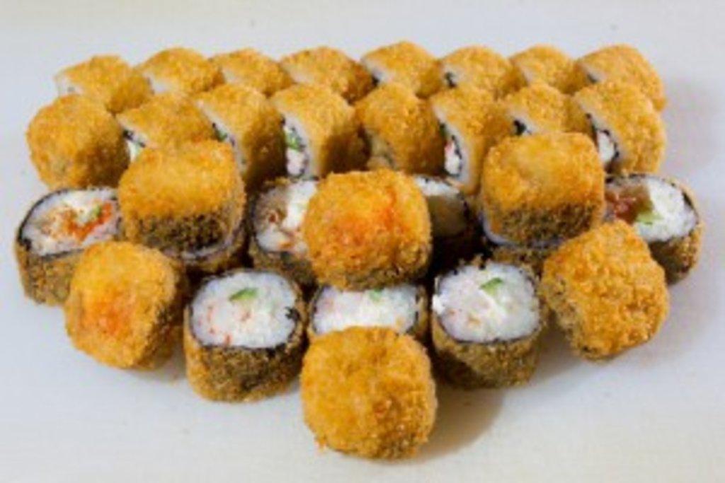 Сеты: ТЕПЛЫЙ в Sushin