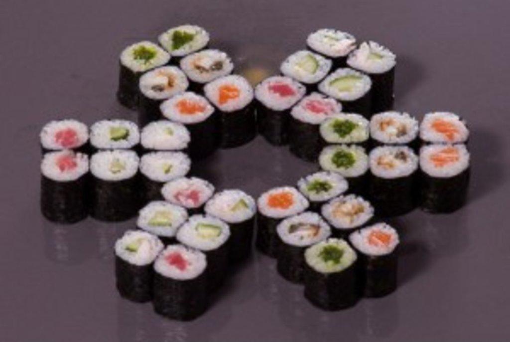 Сеты: Хосомаки в Sushin
