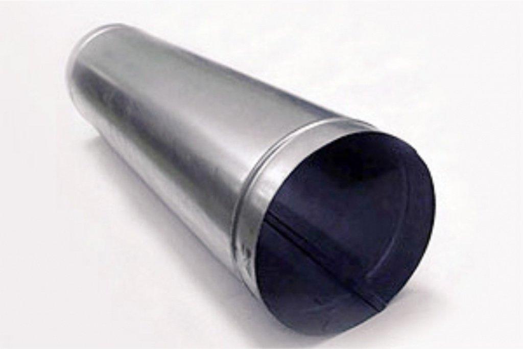 Система вентиляции: Воздуховод круглый из оцинкованной стали в Теплолюкс-К, инженерная компания