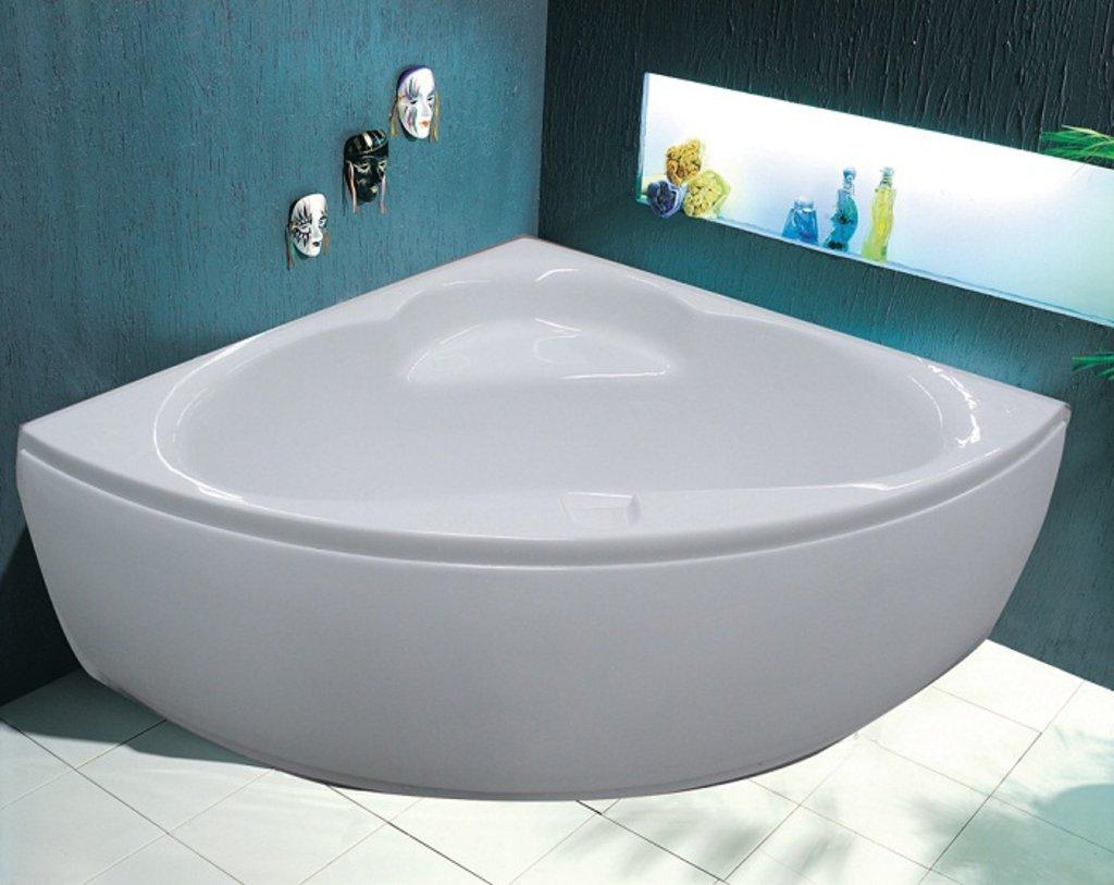 Ванны: Ванна акриловая Appollo TS-970, 140*140 см в Бриг, ООО