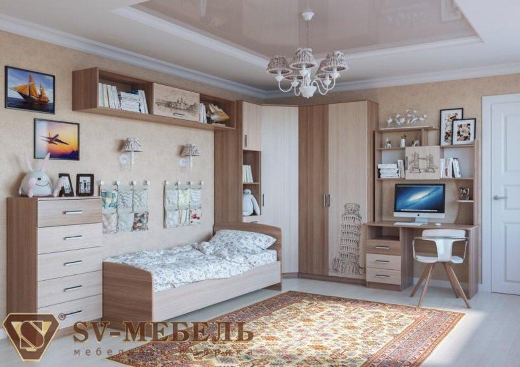 Мебель для детской Город: Шкаф двухстворчатый Город в Диван Плюс
