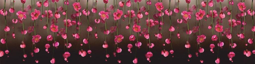Декоративные интерьерные панели (фартуки для кухни): Интерьерная декоративная панель Висящие сады (3х0,6м; 2х0,6м) в Мир Потолков