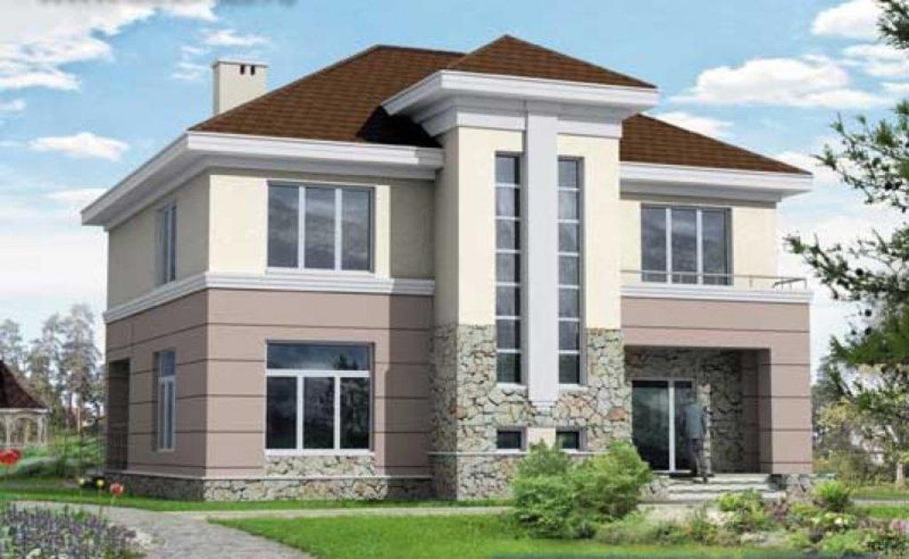 Строительство: Монолитный дом (чистовой вариант без отопления) в А-Строй