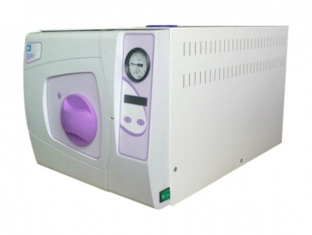 Стерилизаторы паровые: Стерилизатор паровой ГКа-25-ПЗ в Техномед, ООО