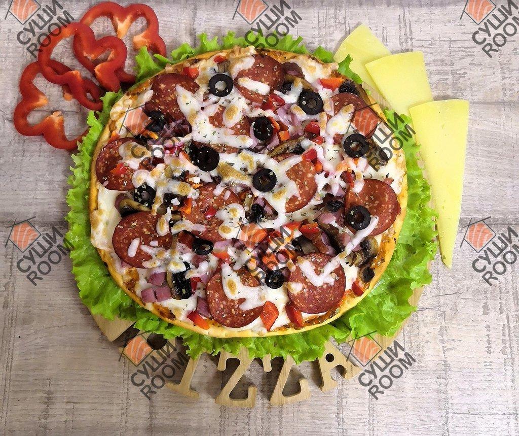 Пицца: Тоскана в Суши Room