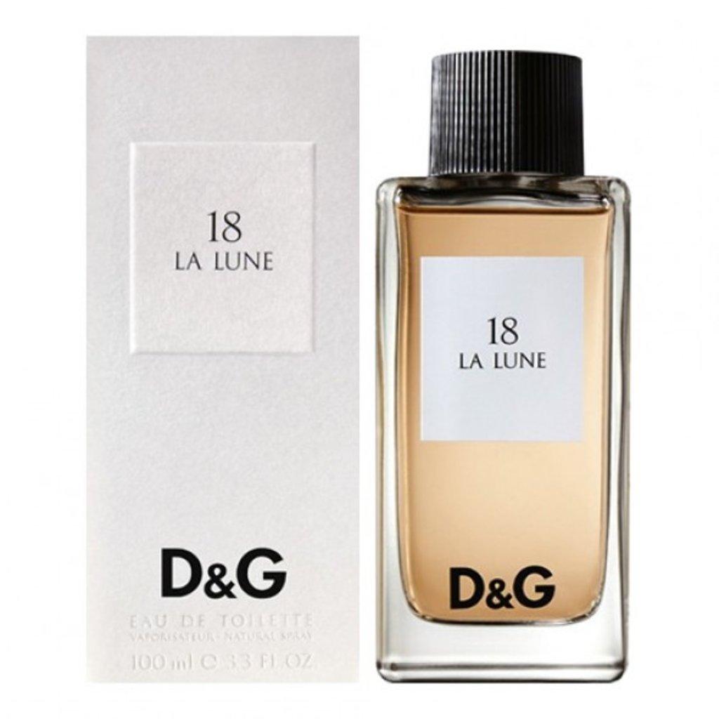 Женская туалетная вода Dolce&Gabbana: D&G 18 La Lune Туалетная вода edt жен 100 ml тестер в Элит-парфюм