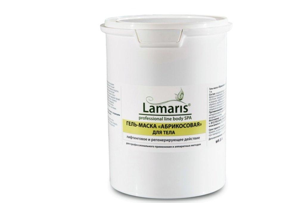 """Маски для тела Lamaris: Гель-маска """" АБРИКОСОВАЯ"""" для тела Lamaris в Профессиональная косметика LAMARIS в Тюмени"""