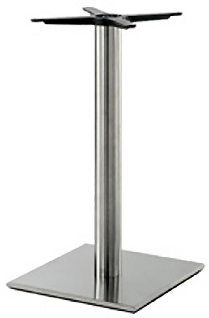 Подстолья для столов.: Подстолье 1274ЕМ (нержавеющая сталь матовое) в АРТ-МЕБЕЛЬ НН