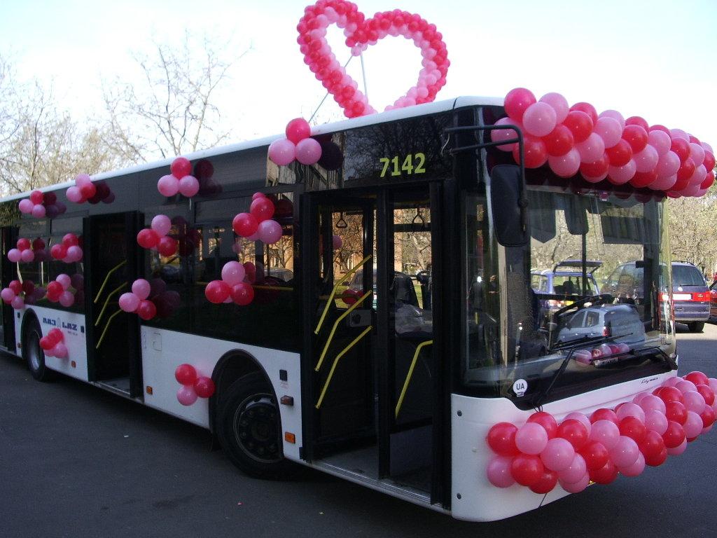 Заказ автобусов: Автобус на свадьбу в Автобусы на заказ , ООО Междуречье Авто