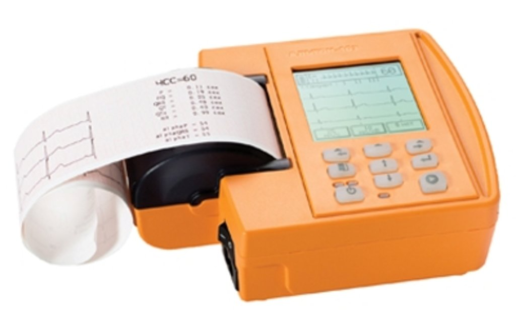 Электрокардиографы: Электрокардиограф ЭК12ТМ Альтон-103 А в Техномед, ООО