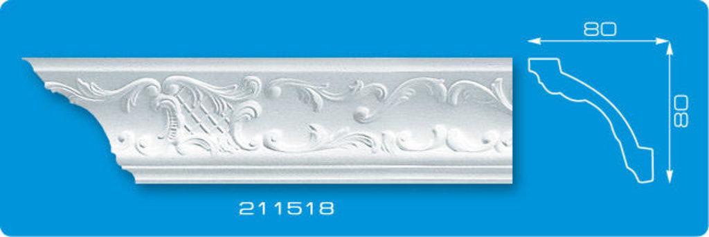 Плинтуса потолочные: Плинтус потолочный ФОРМАТ 211518 инжекционный длина 2м в Мир Потолков