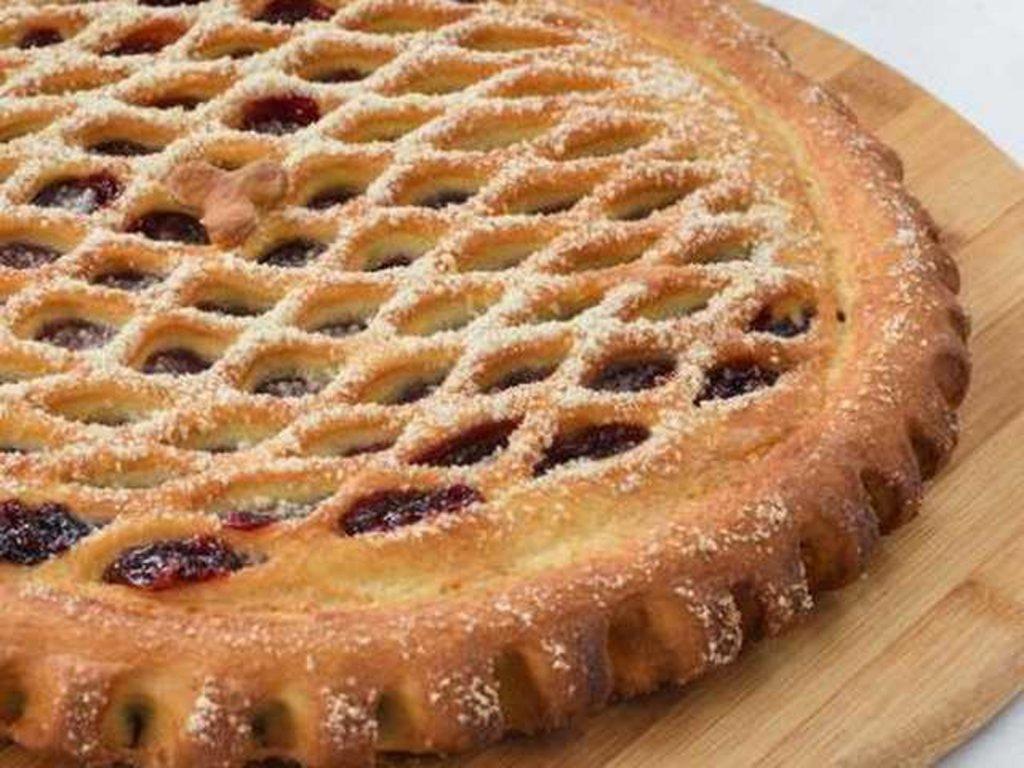 Сладкие: Пирог ягодный микс в Провиант