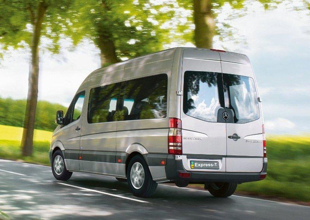 Заказ автобусов: Перевозки микроавтобусом в Автобусы на заказ , ООО Междуречье Авто