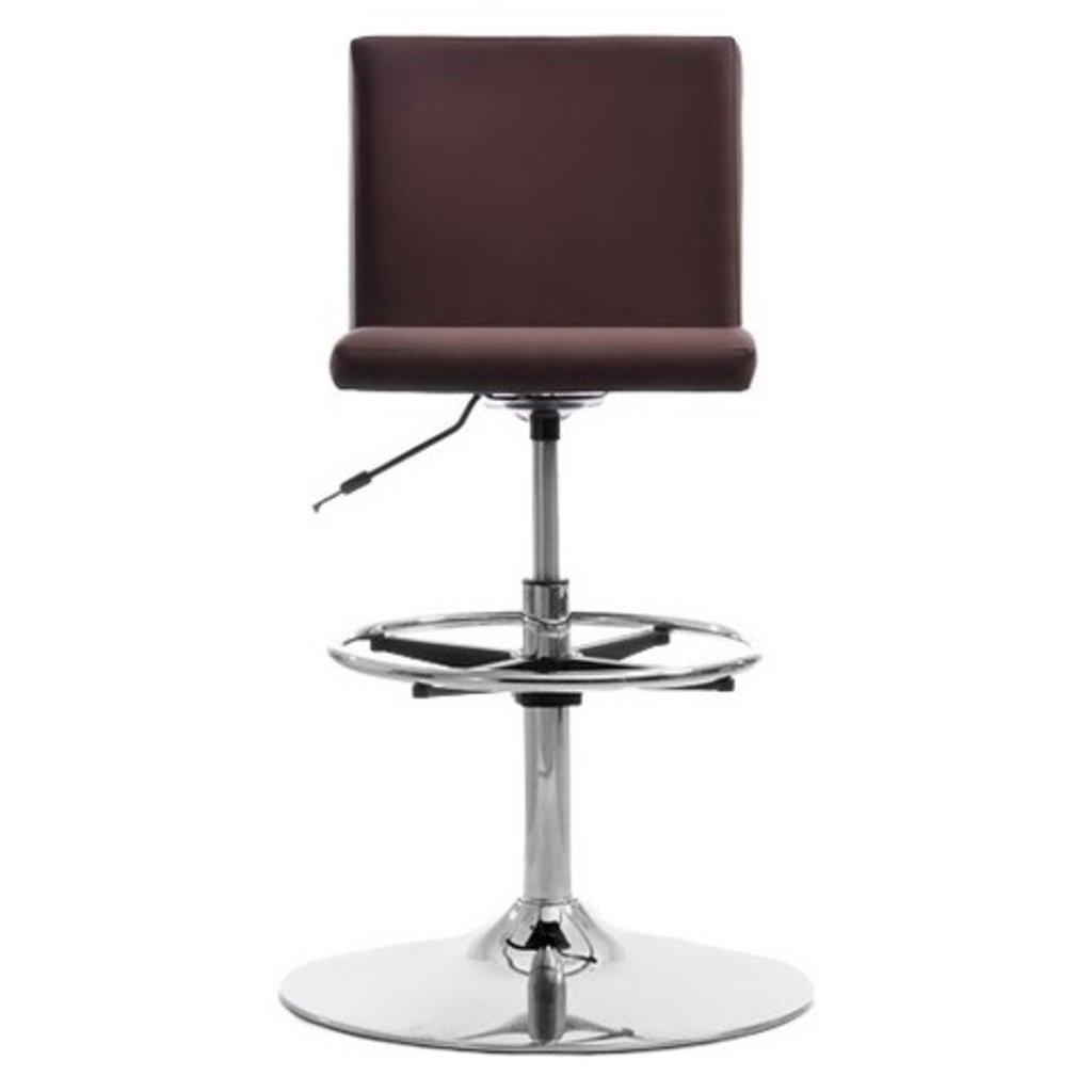 Стулья барные.: Барный стул Альтаир (хром) в АРТ-МЕБЕЛЬ НН