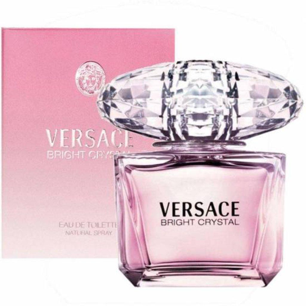 Женская туалетная вода Versace: Versace Bright Crystal Туалетная вода 30 | 50 | 90ml в Элит-парфюм