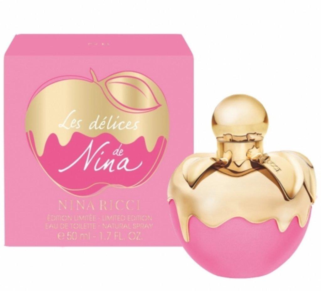 Для женщин: NR Les Delices de Nina edt в Элит-парфюм