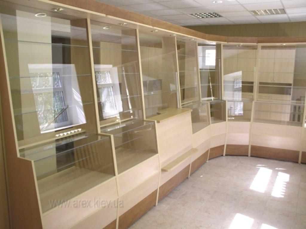 Торговое оборудование на заказ: Отдел для магазинов №4 в Студия Мебели